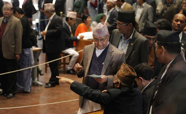 Nepal Prime Minister KP Sharma Oli To Visit India In February