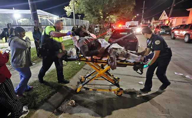 16 in Hospital After Shooting at Playground in New Orleans in US