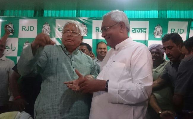 उप-राष्ट्रपति चुनाव को लेकर विपक्ष खोलेगा का पत्ते, बैठक से नीतीश कुमार ने किया किनारा