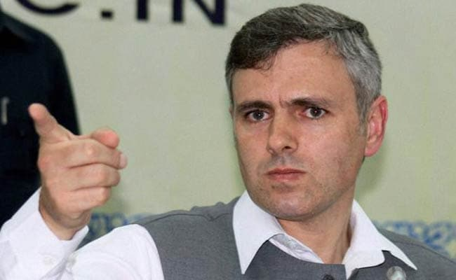 Odd-Even Plan Seems To Be Working Quite Well, Tweets Omar Abdullah