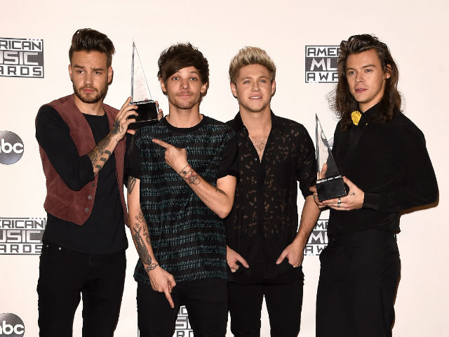American Music Awards 2015: Complete List of Winners