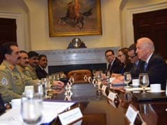 It is for India and Pakistan to Work Out the Kashmir Issue: US