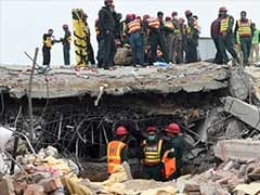 Number of Deaths in Pakistan Factory Collapse Rise to 44