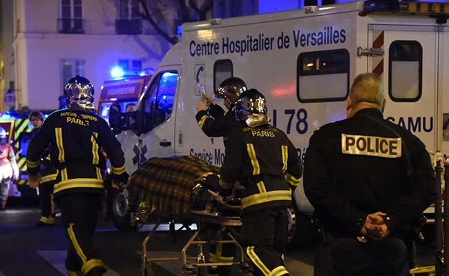 No Report of Indians Killed in Paris: Indian Embassy