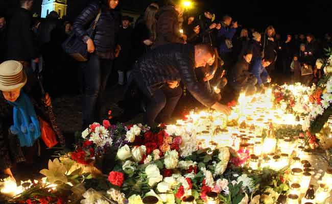 France in Shock After Islamist Attacks Kill 129