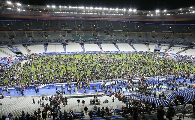 In Paris, a Soccer Game, an Asian Dinner, a Concert - And Then Terror