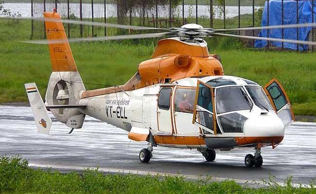 जम्मू और पुंछ के बीच हेलीकॉप्टर सेवा कल से, सप्ताह में दो उड़ानें