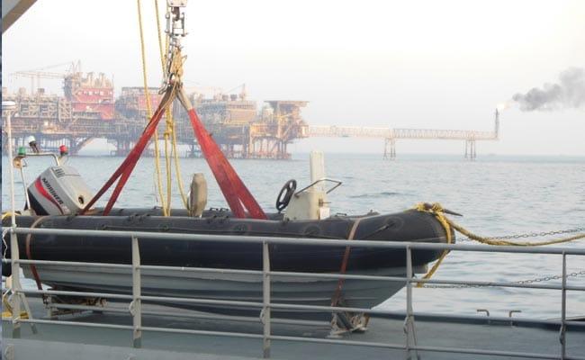 Pawan Hans Chopper Crash: Pilot's Body Recovered Off Mumbai Coast