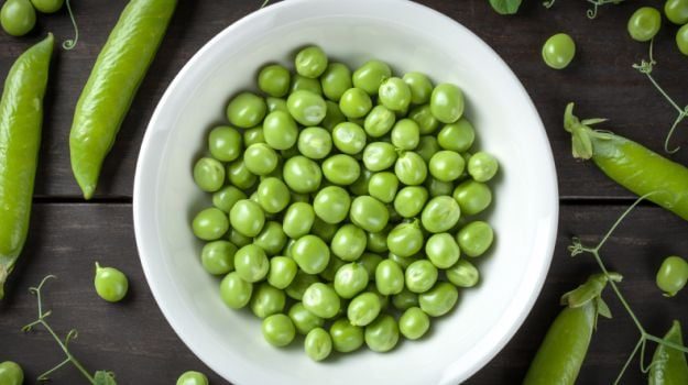 Watch: Pair Your Adrak Wali Chai With This Spicy Green Peas Appetiser