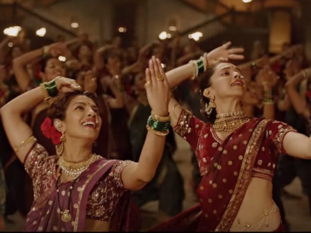 Bajirao's Descendants Object to 'Altered History,' Dancing Kashibai