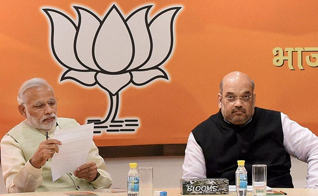 Image result for BJP Cabinet reshuffle : 9 Ministers to take oath today at 10:30am