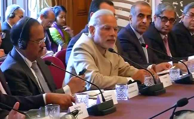 PM Modi in UK: Top CEOs Seek Transparency, Uniform Treatment
