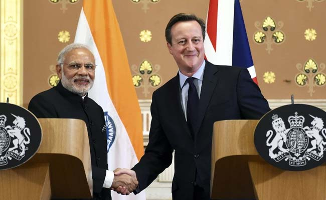 India, UK Announce Deals Worth 9 Billion Pounds