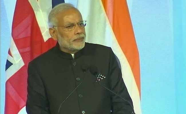 'Isolate Those Who Harbour Terrorists,' Says PM Modi in British Parliament Speech