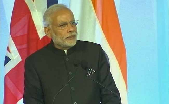 Full Text of PM Narendra Modi's Address to Business Leaders at London's Guildhall
