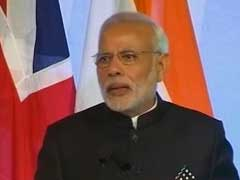 Want to Make India a Global Manufacturing Hub: PM Narendra Modi in London's Guildhall