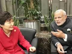 G20 Summit: PM Narendra Modi Meets South Korean President Park Gyun-hye