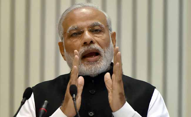 Conserve Energy to Check Global Warming, Says PM Modi