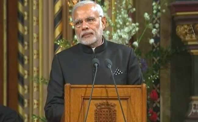 We Will Open More Doors of Cooperation: PM Modi at UK Parliament
