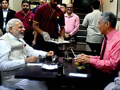 PM Modi Meets Singapore PM, 10 Bilateral Pacts Signed