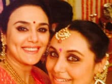 Get it Right. Preity Zinta, Rani Mukerji Are Not '90s Actresses