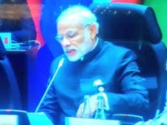 G20 Summit: PM Narendra Modi Expresses Concern Over Global Trade Slowdown