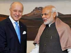 PM Narendra Modi Meets French Minister, Hopes for Success of Climate Summit