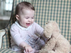 The Adorable Princess Charlotte: Clicked By Mom Kate