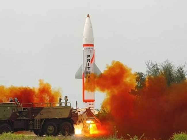 पृथ्वी-2 मिसाइल का सफल प्रायोगिक परीक्षण, जानें क्या हैं खासियतें