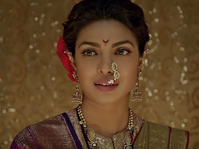 What Priyanka Chopra Says on Bajirao Mastani Row Over 'Altered History'