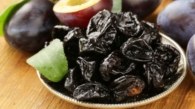 Prunes - Potassium Rich Foods