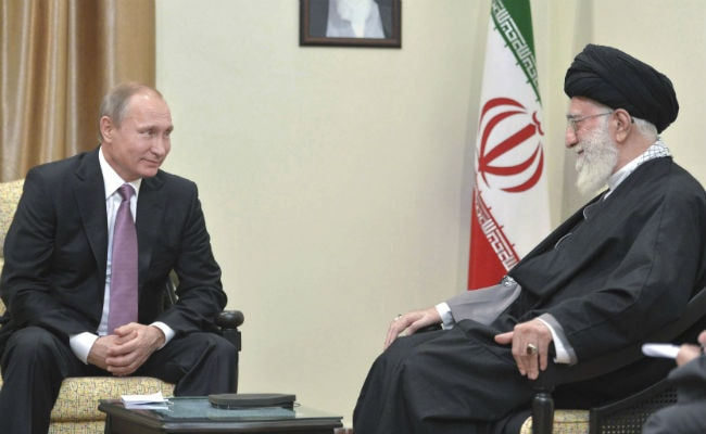 Iran To Build Two Nuclear Plants With Russia: Official
