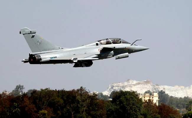 India Confirms Order Of 36 Rafale Jets In Defence Deal With France