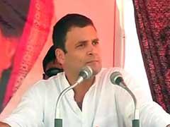 पीएम मोदी का नया नारा है, दाल रोटी मत खाओ, पर उनके गुण गाओ : अररिया में राहुल गांधी
