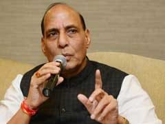 Mayors Approach Rajnath Singh For Release Of Funds By AAP Government
