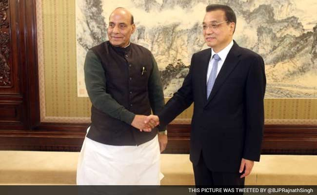 China For Closer Ties With India to Remove 'Cancer' Of Terror