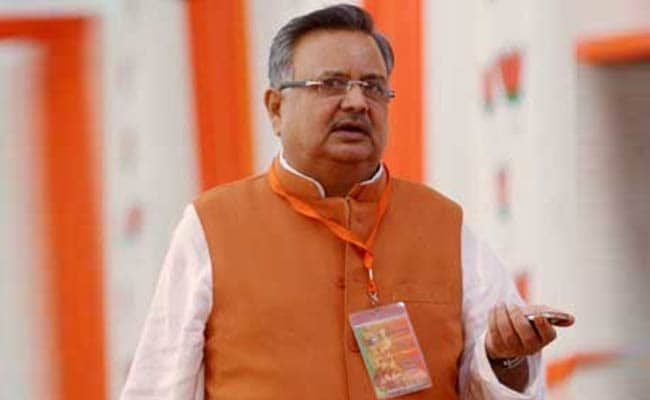 After 19-Hour-Long Debate, No Confidence Motion Against Raman Singh Fails