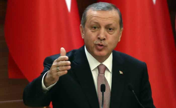 Turkey Needs Israel, Says President Recep Tayyip Erdogan