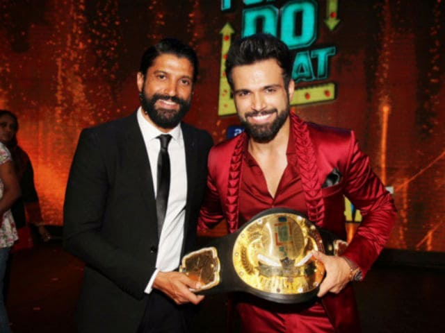 Rithvik Dhanjani Can Do That: TV Actor Wins Celeb Reality Show