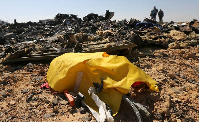 Egypt Says No Theory Yet in Russian Plane Crash Probe