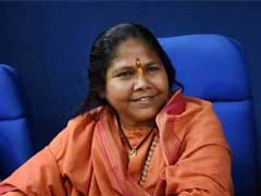 Banning Cow Slaughter is State Government's Duty: Union Minister Sadhvi Niranjan Jyoti