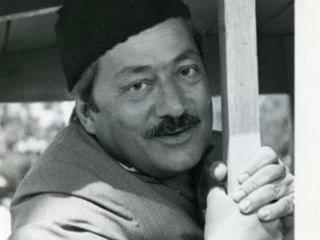 Saeed Jaffrey, Film Star and Shakespearewallah. A Passage From India