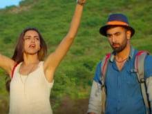Deepika, Ranbir Have Loved and Lost in New <I>Tamasha</i> Song <I>Safarnama</i>