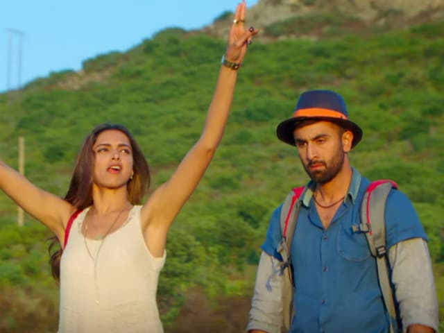 Deepika, Ranbir Have Loved and Lost in New Tamasha Song Safarnama