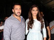 Salman Khan: Sonam is as Beautiful and Talented as Madhuri, Aishwarya