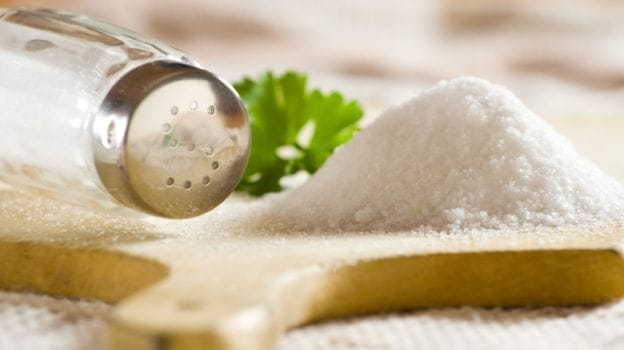 Salt is Essential, but in an Appropriate Amount