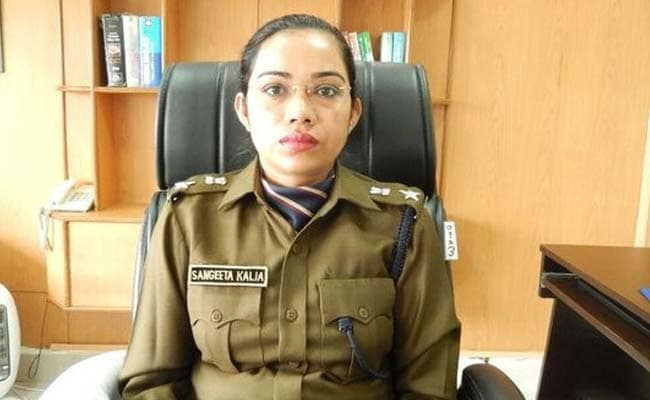 Woman Officer Who Skipped Meeting With Haryana Minister, Transferred
