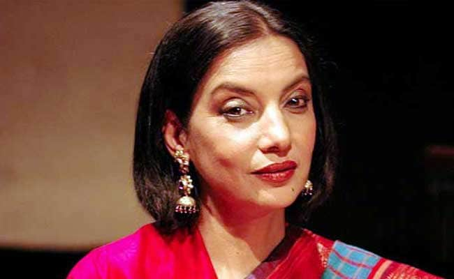 Returning Awards is a Symbolic Gesture: Shabana Azmi
