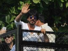 Shah Rukh is 50: Aamir, Salman Wish 'Shah' on His Big Day