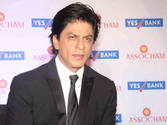 Shah Rukh Khan Says Indian Film Industry 'Stands For Make in India'